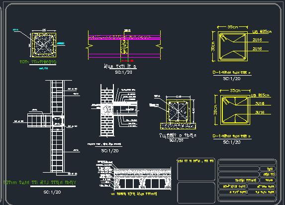 جزئیات معماری سازه