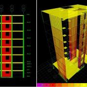 آموزش طراحی دیوار برشی در ایتبس