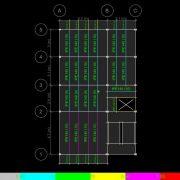 آموزش طراحی سقف کامپوزیت در ایتبس