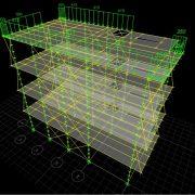 طراحی سازه فولادی در ایتبس 2015