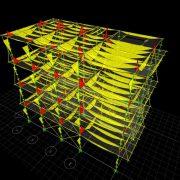 آموزش طراحی سازه فولادی