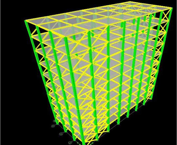 طراحی سازه بتنی با شکل پذیری ویژه