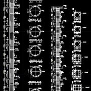 نقشه کشی سازه بتنی