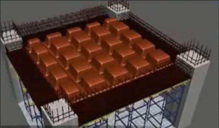 فیلم کامل اجرای سقف یوبوت