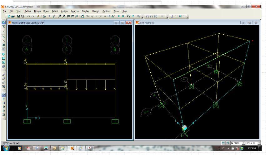آموزش سپ | دانلود جزوه آموزش تصویری سپ برای سازه بتنی SAP2000
