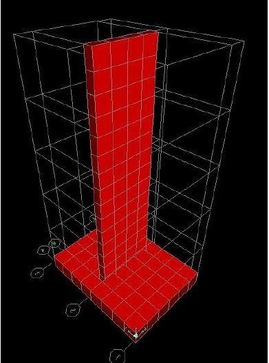 دیوارحائل| آموزش گام به گام طراحی دیوار حائل در SAP2000