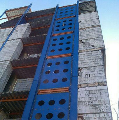 دیواربرشی فولادی   دانلود جزوه همه چیز درباره دیواربرشی با ورق فولادی
