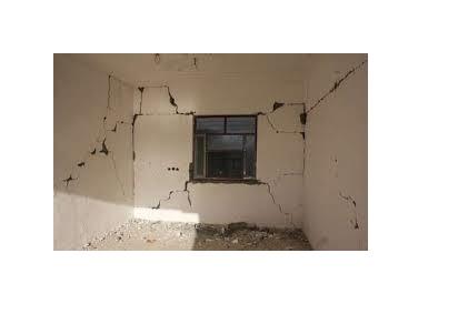 بررسی بروز ترک در ساختمان و علل آن