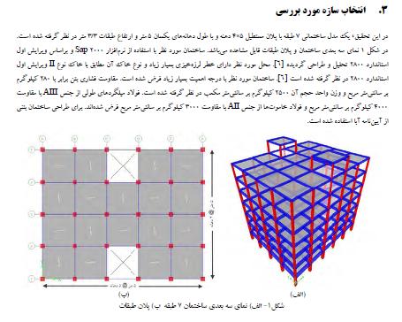 مقاوم سازی لرزه ای ساختمان بتنی|Seismic retrofitting