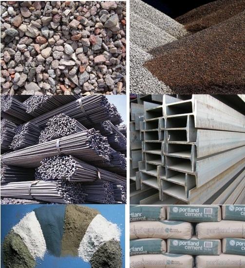 محاسبه سرانگشتی مصالح ساختمانی برای مهندسین
