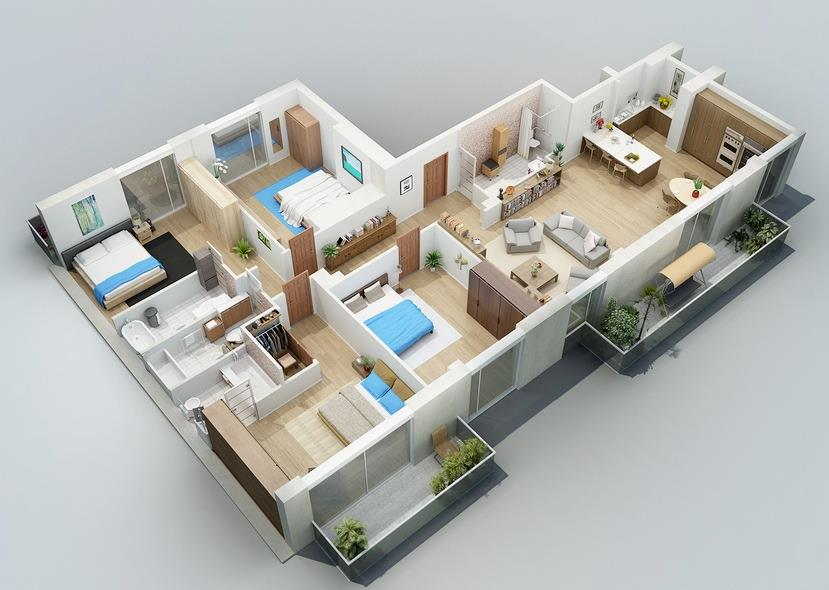 فیلم آموزش کاربردی طراحی معماری برای پروژه های مسکونی