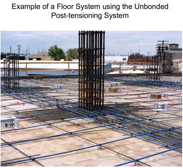 سقف پیش تنیده | 10 گام طراحی سقف به زبان انگلیسی PDF