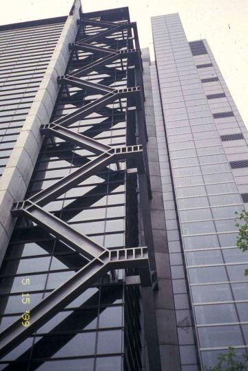 سیستم های مقاوم باربر جانبی | فولادی و بتنی