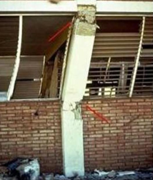 تاثیرات مخرب پدیده ستون کوتاه در سازه های بتنی